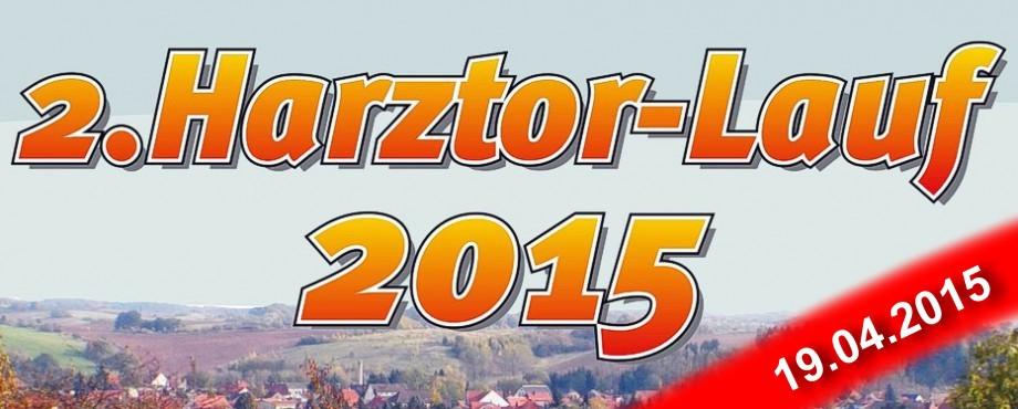 Harztorlauf am 19.04.2015