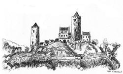 Hilfeaufruf zum Harzer Sagenpfad auf dem Burgberg