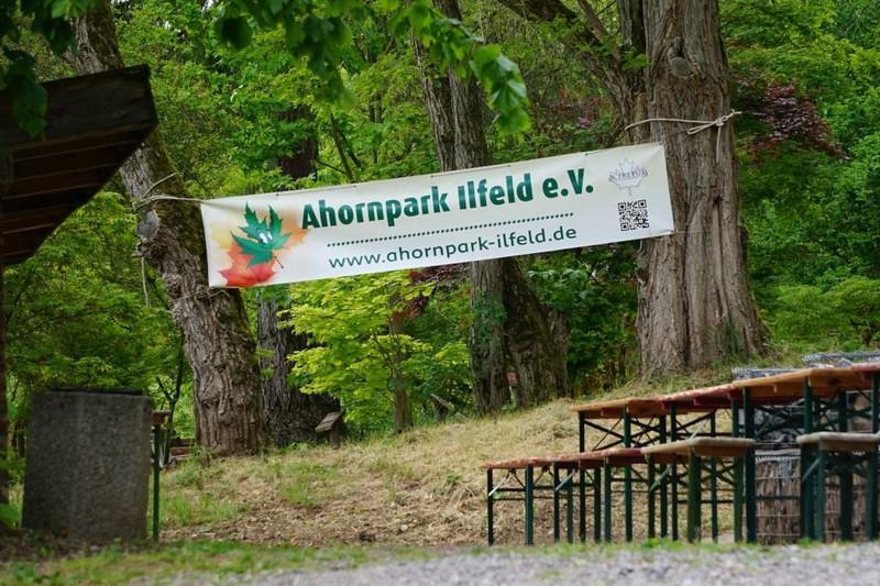 Willkommen zu unserem 2. Ahornparkfest