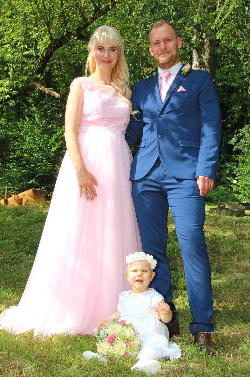 Hochzeit im Ahornpark, welch eine schöne Idee